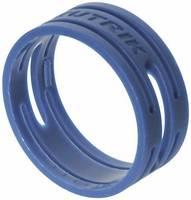 Kábeljelölő gyűrű készlet 10db kék színű Neutrik XXR-SET-6 (XXR-SET-6) Neutrik