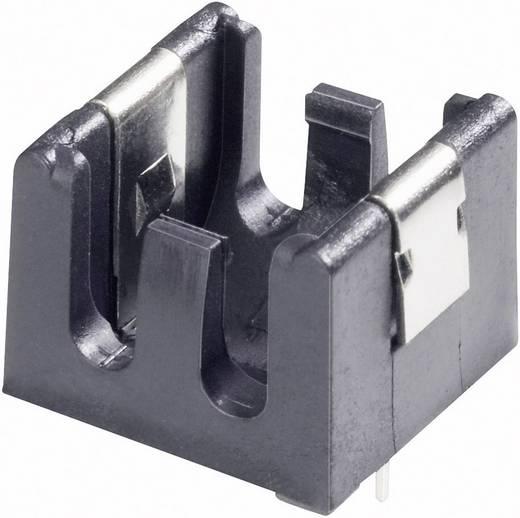 Elemtartó speciális elemhez 1 x 1/3N, nyákba forrasztható, 16 x 13,5 x 12,5 mm, MPD BH1/3N-C