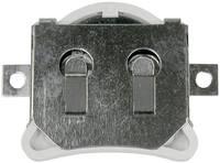 MPD Gombelemtartó CR2032 gombelemekhez, Renata SMD szigeteléssel (H x Sz x Ma) 33.40 x 24.80 x 4.32 mm (BHX1-2032-SM) MPD