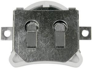 MPD Gombelemtartó CR2032 gombelemekhez, Renata SMD szigeteléssel (H x Sz x Ma) 33.40 x 24.80 x 4.32 mm MPD