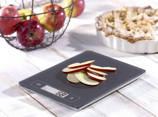 Digitális konyhai mérleg, fekete, Soehnle KWD Page Profi 67080