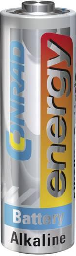 Alkáli elemkészlet 1x9V, 4xAAA, 12xAA, Conrad Energy