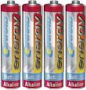 Mikroelem AAA, alkáli mangán, 1,5V, 4 db, Conrad Energy Extreme Power LR03, AAA, LR3, AM4M8A, AM4, S (658022) Conrad energy