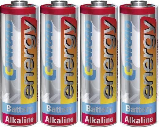 Ceruzaelem AA, alkáli mangán, 1,5V, 4 db, Conrad Energy Extreme Power LR06, AA, LR6, AAB4E, AM3, 815, E91, LR6N