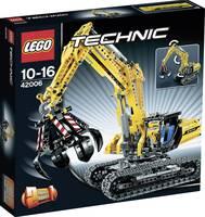 LEGO® Technic 42006 Hernyótalpas dömper LEGO Technic