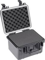 Vízálló, por és ütésálló műszerkoffer, hordtáska 260 x 245 x 175 mm Basetech Outdoor Koffer (658800) Basetech