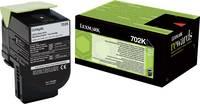 Lexmark Toner 702K CS310 CS410 CS510 70C20K0 Eredeti Fekete 1000 oldalak (70C20K0) Lexmark