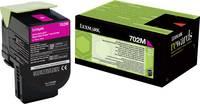 Lexmark Toner 702M CS310 CS410 CS510 70C20M0 Eredeti Bíbor 1000 oldalak (70C20M0) Lexmark