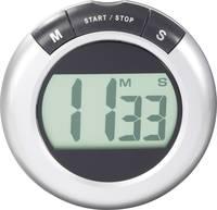 Konyhai időzítő, digitális visszaszámláló, előreszámláló timer 99 perces KW-9058 CE