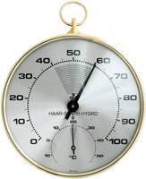 Analóg hőmérő és páratartalom mérő, arany, TFA 45.2007 (45.2007) TFA Dostmann