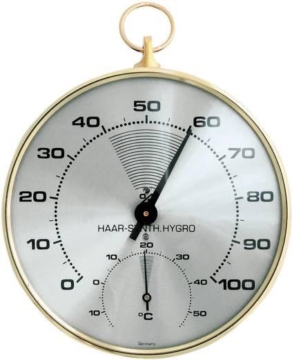 Analóg hőmérő és páratartalom mérő, arany, TFA 45.2007