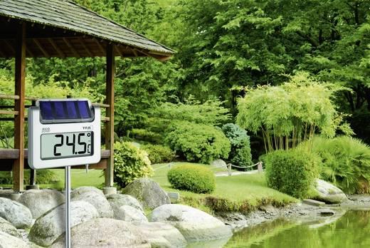 Kerti hőmérő, napelemes világítással, TFA