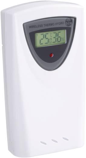 Digitális külső hő- és páramérő szenzor, CONRAD TS34C