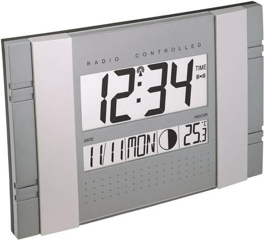 Techno Line WS 8001 digitális rádiójel vezérelt falióra, 290x190x25 mm