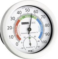 Analóg hőmérő és páratartalom mérő, Ø120 mm TFA 45.2028 (45.2028) TFA Dostmann