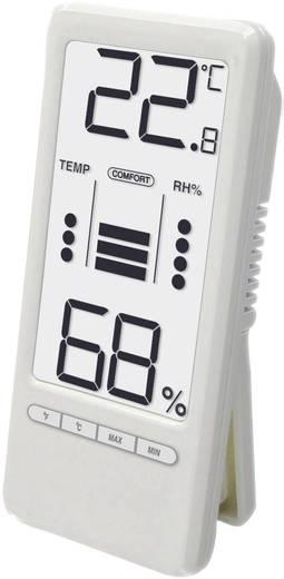 Digitális hőmérő és páratartalom mérő komfort kijelzéssel, WS 9119
