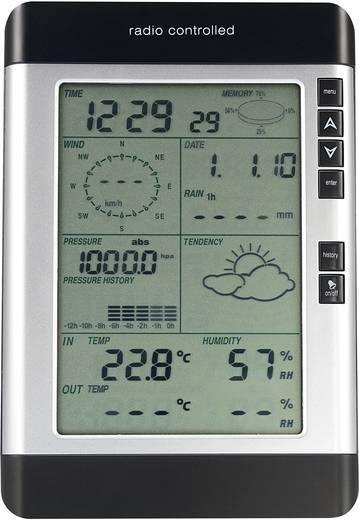 USB-s vezeték nélküli időjárásjelző állomás WS-0101