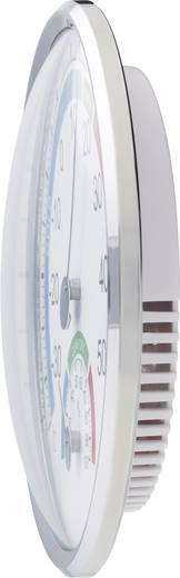 Analóg hőmérő és páratartalom mérő, ezüst, TH101E