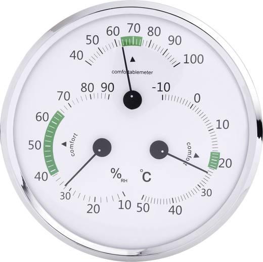 Conrad Thermo-Hygro-Comfort analóg hőmérséklet és páratartalom mérő