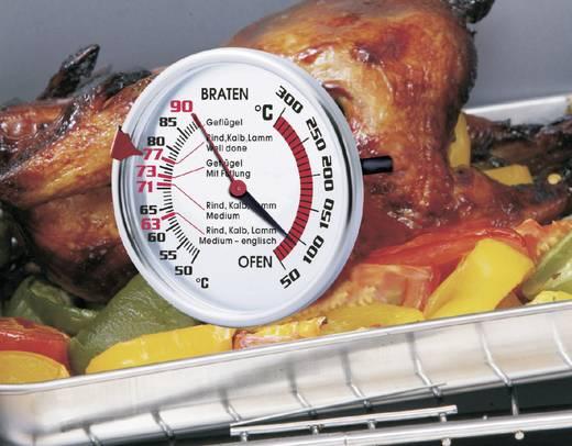 Analóg sütőhőmérő/húshőmérő tapadásgátló bevonattal, Sunartis T409A