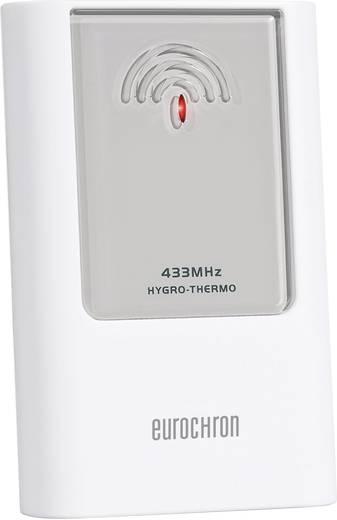 Tartalék/kiegészítő érzékelő, EAS 301Z Eurochron C8340T 433 MHz, 5... +50 °C,