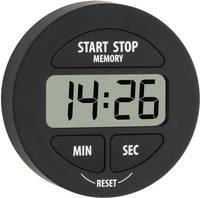Konyhai időzítő, digitális visszaszámláló óra, timer stopper funkcióval 99 perces TFA Dostmann 38.2022.01 TFA Dostmann