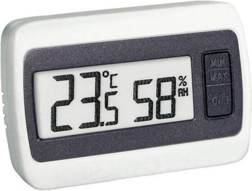 Digitális beltéri hőmérséklet- és páratartalom mérő, Techno Line WS 7005