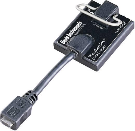 Vezeték nélküli adatgyűjtő, adatlogger, szoftverrel, USB-s, Davis Instruments Weather Link®
