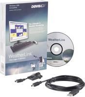 Vezeték nélküli adatgyűjtő, adatlogger, szoftverrel, USB-s, Davis Instruments Weather Link® (DAV-6510USB) Davis Instruments