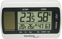 Napelemes digitális hőmérő és páratartalom mérő, Techno Line WS 7007 Techno Line