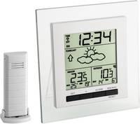 Vezeték nélküli időjárásjelző állomás, rádiójel vezérelt órával, TFA Square 35.1115.IT (35.1115.IT) TFA