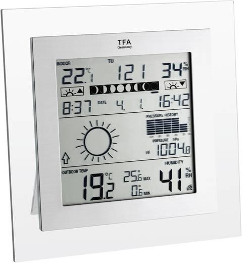 Vezeték nélküli időjárásjelző állomás, TFA Square Plus 35.1121.IT