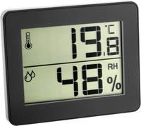 Szobai levegő hőmérséklet és páratartalom mérő, digitális thermo-higrométer TFA 30.5027.01 TFA Dostmann
