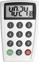 Digitális visszaszámláló óra, időzítő, 66x108x20 mm, TFA 38.2026 TFA Dostmann
