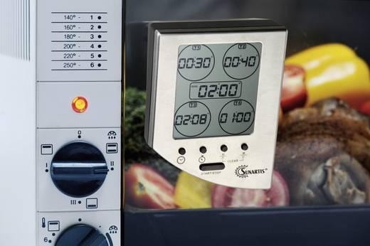 5 zónás visszaszámláló óra, időzítő, 110x85x45 mm, Sunartis EC 341