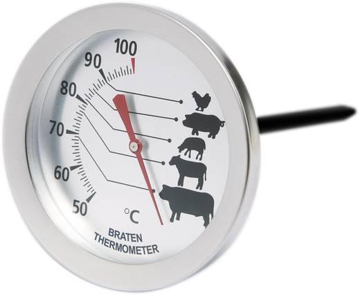Analóg, beszúrós húshőmérő, grillhőmérő, 50 - 100 °C, Sunartis T 720C