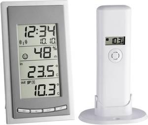 Rádiójel vezérelt DCF óra, külső/belső hőmérséklet és páratartalom mérő TFA DIVA GO 30.3018.10 (30.3018.10) TFA Dostmann