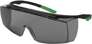 Uvex 9169543 Védőszemüveg Fekete, Zöld DIN EN 166-1, DIN EN 169 Uvex