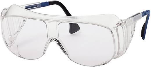 Uvex Szemüveg felett hordható védőszemüveg 9161005 Polikarbonát lencse DIN EN 166; DIN EN 170;
