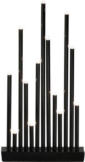 Beltéri asztali LED-es dekoráció, gyertyák, Konstsmide 2496-710TR