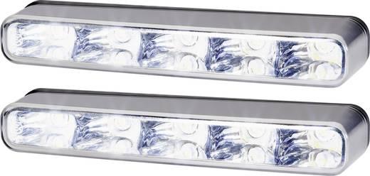 Renkforce LED-es nappali menetjelző fény, TTX-8009 5 LED (Sz x Ma x Mé) 160 x 25 x 55 mm