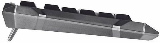USB-s gaming billentyűzet, világító, fekete, Trust GXT 280