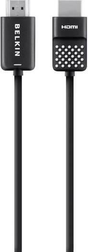HDMI csatlakozókábel [1x HDMI dugó 1x HDMI dugó] 3.6 m fekete Belkin AV10090eb12-APL