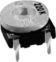 Szénréteg trimmer potméter, TT Electronics AB PCH215/30 21540005 100 Ω, felül állítható, 0,15 W ± 20 % (21540005) TT Electronics AB