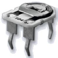 Cermet trimmer potméter, TT Electronics AB TGN805M 2002100305 100 Ω, felül állítható, 0,5 W ± 20 % AB Elektronik