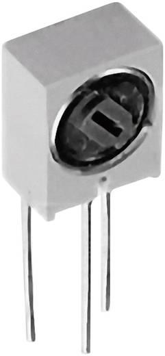 Cermet trimmer potméter, TT Electronics AB 462 2046201400 500 Ω 0,5 W ± 10 %