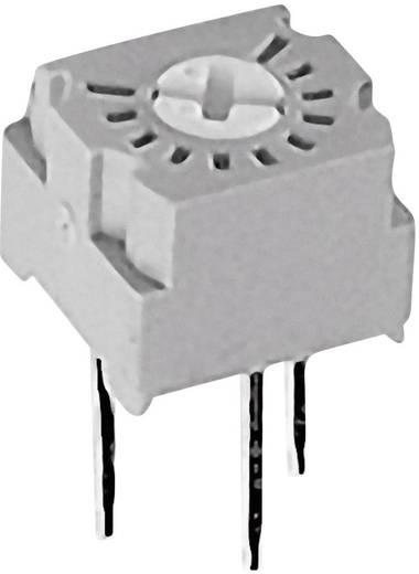 Cermet trimmer potméter, TT Electronics AB 460 2046400200 100 Ω 0,5 W ± 20 %
