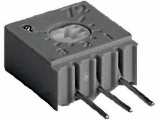 Cermet trimmer potméter, TT Electronics AB 946 2094611905 10 kΩ, oldalt állítható, 0,5 W ± 10 %