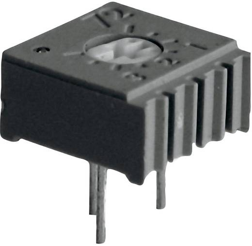 TT Electronics AB Cermet trimmer, 947 2094711001 500 Ω fent működtethető 0.5 W ± 10 %