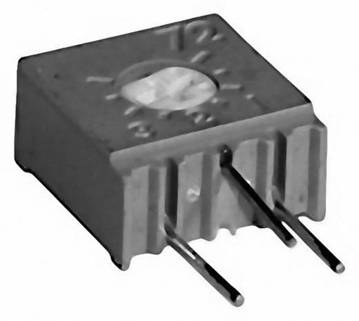 Cermet trimmer potméter, TT Electronics AB 948 2094811001 500 Ω, oldalt állítható, 0,5 W ± 10 %